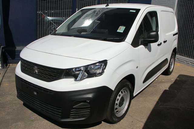 New Peugeot Partner 110 Low Roof MWB THP, Bowen Hills, 2019 Peugeot Partner 110 Low Roof MWB THP Van