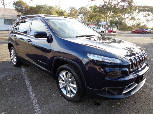 Used Jeep Cherokee Limited, Nailsworth, 2014 Jeep Cherokee Limited Wagon