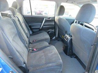 2009 Toyota Kluger KX-R (FWD) 5 Seat Wagon.