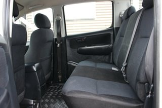 2015 Toyota Hilux SR Double Cab Cab Chassis.