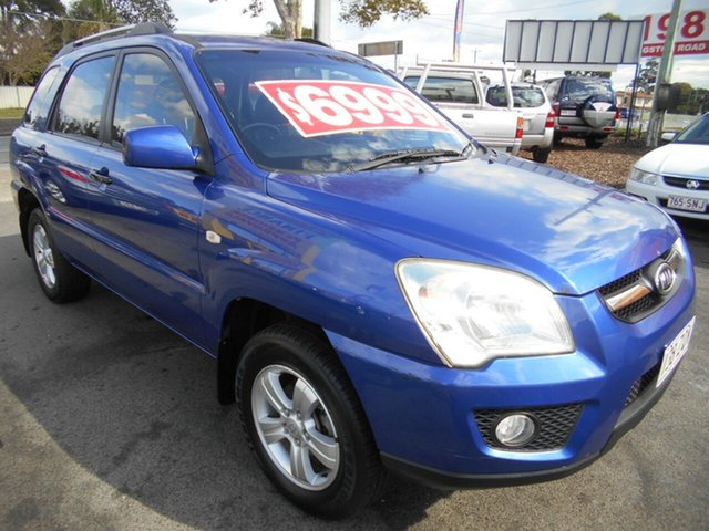 Used Kia Sportage LX, Slacks Creek, 2009 Kia Sportage LX Wagon