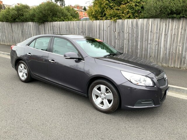 Used Holden Malibu CD, North Hobart, 2014 Holden Malibu CD Sedan