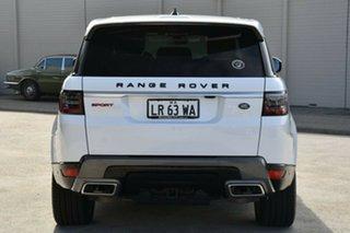2019 Land Rover Range Rover Sport HSE Wagon.