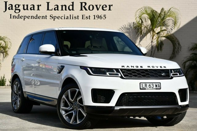 Used Land Rover Range Rover Sport Si4 PHEV HSE, Welshpool, 2019 Land Rover Range Rover Sport Si4 PHEV HSE Wagon