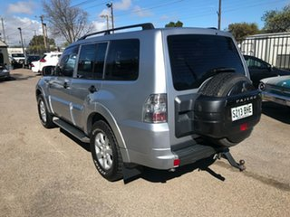 2011 Mitsubishi Pajero GLX LWB (4x4) Wagon.
