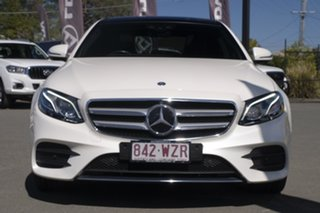 2016 Mercedes-Benz E-Class E350 d 9G-Tronic PLUS Sedan.