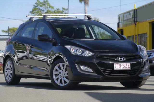 Used Hyundai i30 Active, Bowen Hills, 2013 Hyundai i30 Active Hatchback