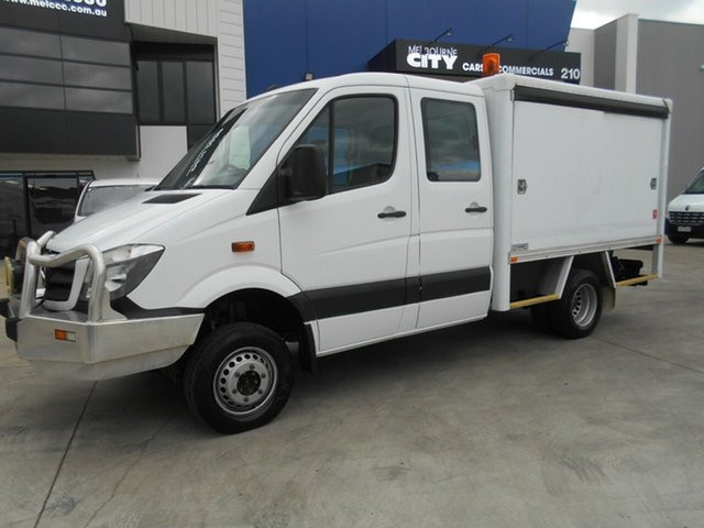 Used Mercedes-Benz Sprinter 4x4, Thomastown, 2014 Mercedes-Benz Sprinter 4x4 Dual Cab