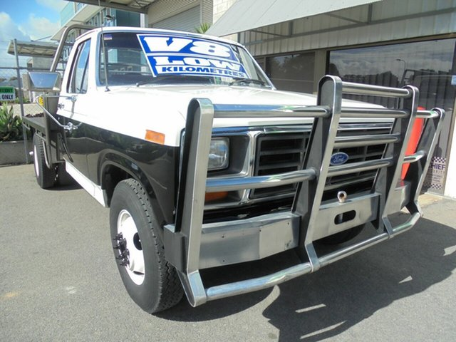 Used Ford F350 4x2, Edwardstown, 1985 Ford F350 4x2 Traytop