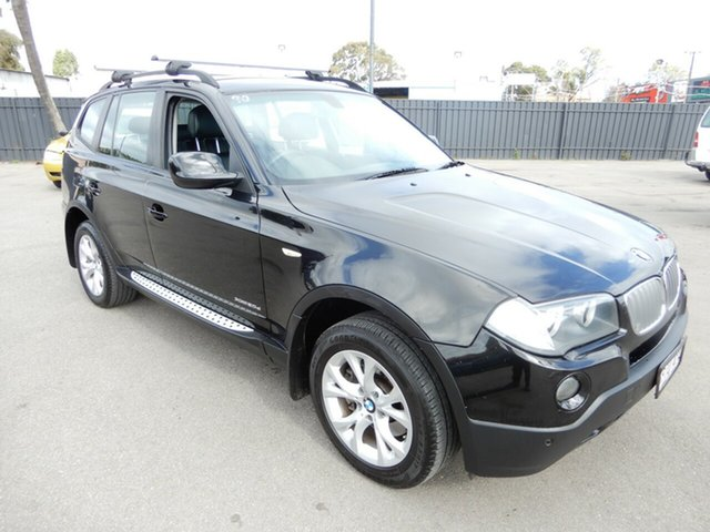 Used BMW X3 xDrive20d Steptronic Lifestyle, Enfield, 2010 BMW X3 xDrive20d Steptronic Lifestyle Wagon