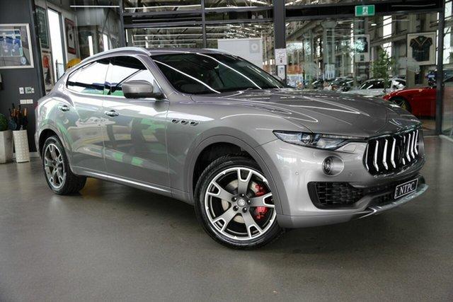 Used Maserati Levante Q4, North Melbourne, 2018 Maserati Levante Q4 Wagon