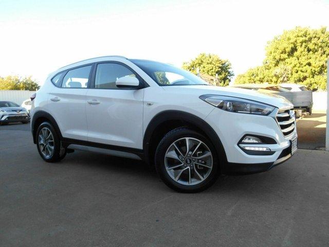 Used Hyundai Tucson Active X 2WD, Mount Isa, 2018 Hyundai Tucson Active X 2WD TL MY18 Wagon