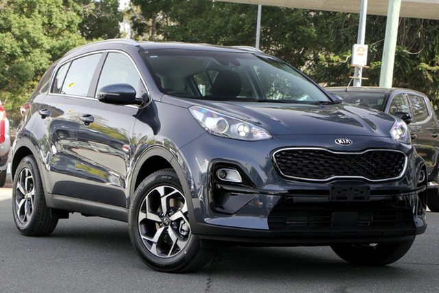 Demonstrator, Demo, Near New Kia Sportage, Toowong, 2020 Kia Sportage Wagon