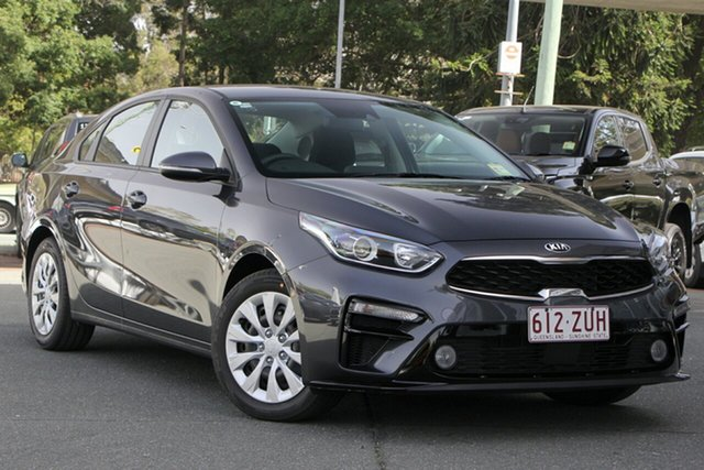 Demonstrator, Demo, Near New Kia Cerato S, Toowong, 2019 Kia Cerato S Sedan