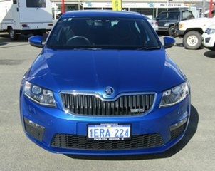 2014 Skoda Octavia RS Sedan 162TSI Liftback.