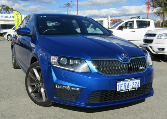 Used Skoda Octavia RS Sedan 162TSI, Bellevue, 2014 Skoda Octavia RS Sedan 162TSI Liftback