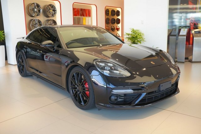 Used Porsche Panamera Turbo PDK AWD, Warwick Farm, 2017 Porsche Panamera Turbo PDK AWD Sedan