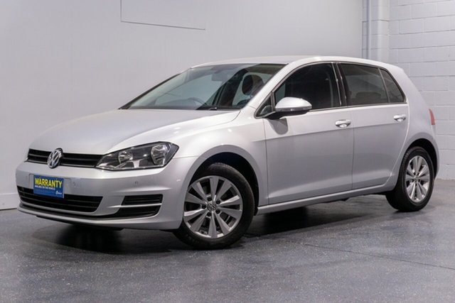 Used Volkswagen Golf 92 TSI Comfortline, Slacks Creek, 2015 Volkswagen Golf 92 TSI Comfortline Hatchback