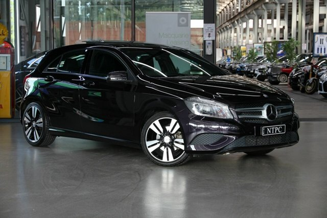Used Mercedes-Benz A-Class A200 D-CT, North Melbourne, 2014 Mercedes-Benz A-Class A200 D-CT Hatchback