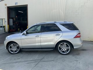 2014 Mercedes-Benz ML250 CDI BlueTEC 4x4 Wagon.