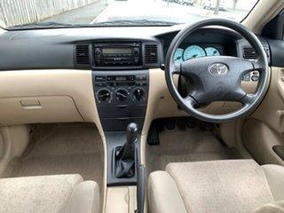 2003 Toyota Corolla Ascent Sedan.