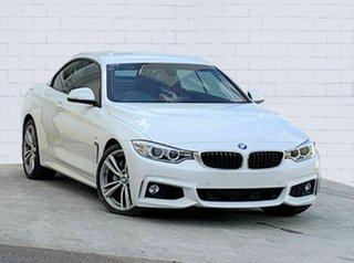 2015 BMW 435i Convertible.