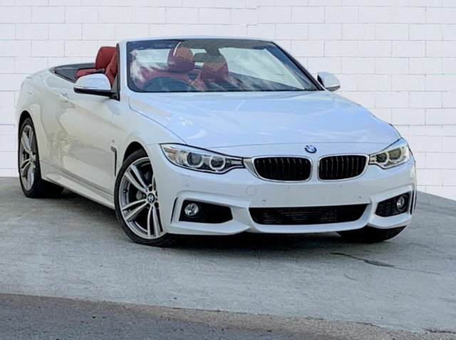 Used BMW 435i, Moorooka, 2015 BMW 435i Convertible