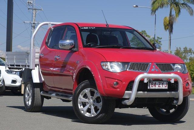 Used Mitsubishi Triton GLX-R Double Cab, Bowen Hills, 2014 Mitsubishi Triton GLX-R Double Cab Utility
