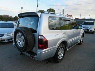 2004 Mitsubishi Pajero GLS LWB (4x4) Wagon.
