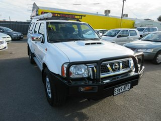 2012 Nissan Navara ST-R Special Edition (4x4) Dual Cab Pick-up.
