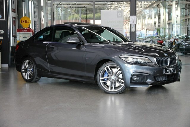 Used BMW 2 Series 230i M Sport, North Melbourne, 2019 BMW 2 Series 230i M Sport Coupe