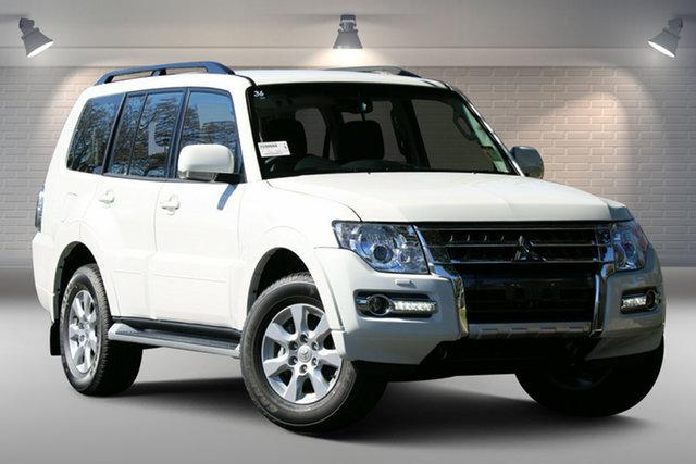 Used Mitsubishi Pajero GLX, Nailsworth, 2020 Mitsubishi Pajero GLX Wagon