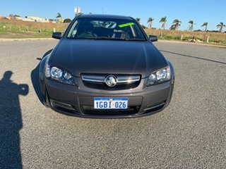 2009 Holden Commodore International Sportswagon.