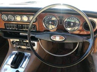 1970 Jaguar XJ6 4.2 Sedan.
