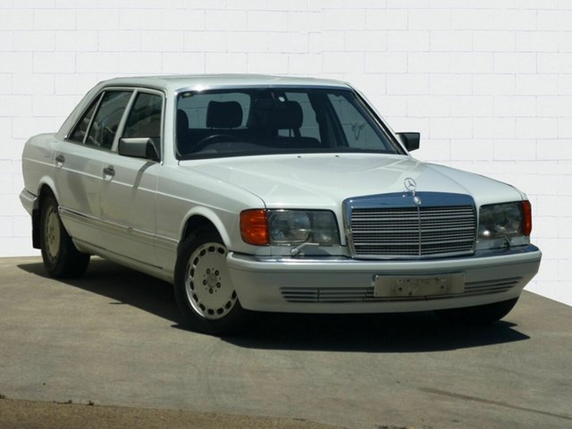 Used Mercedes-Benz 560 SEL, Moorooka, 1988 Mercedes-Benz 560 SEL Sedan