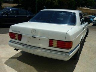 1988 Mercedes-Benz 560 SEL Sedan.