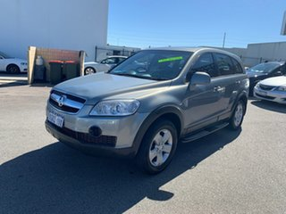 2010 Holden Captiva SX (4x4) Wagon.