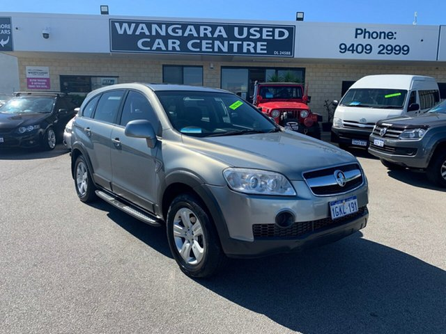 Used Holden Captiva SX (4x4), Wangara, 2010 Holden Captiva SX (4x4) Wagon