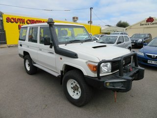 2009 Toyota Landcruiser Workmate (4x4) Wagon.