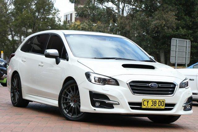 Used Subaru Levorg 1.6 GT CVT AWD Premium, Artarmon, 2017 Subaru Levorg 1.6 GT CVT AWD Premium Wagon