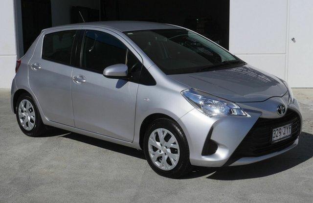 Used Toyota Yaris Ascent, Capalaba, 2017 Toyota Yaris Ascent Hatchback