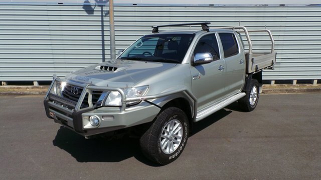 Used Toyota Hilux SR5 Double Cab, Morayfield, 2014 Toyota Hilux SR5 Double Cab Utility