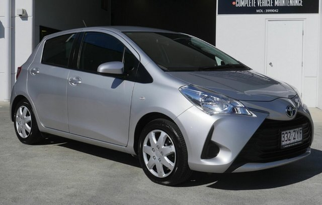 Used Toyota Yaris Ascent, Capalaba, 2017 Toyota Yaris Ascent Hatchback