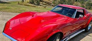 1968 Chevrolet Corvette Stingray Coupe.