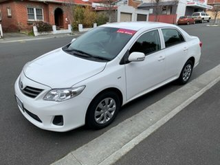 2010 Toyota Corolla Ascent Sedan.
