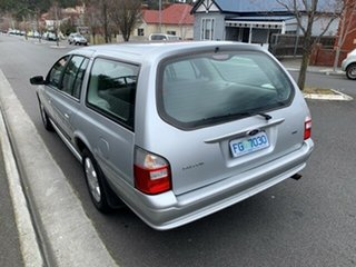 2004 Ford Falcon XT Wagon.
