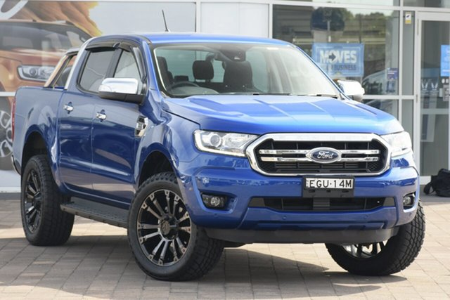 Discounted Used Ford Ranger XLT, Warwick Farm, 2019 Ford Ranger XLT Double Cab Pick Up