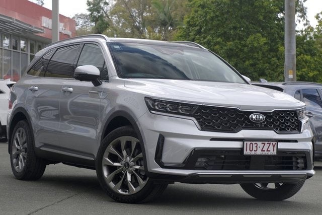 Demonstrator, Demo, Near New Kia Sorento, Toowong, 2020 Kia Sorento Wagon