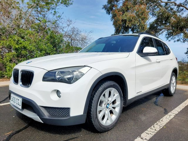 Used BMW X1 sDrive18d Steptronic, Enfield, 2013 BMW X1 sDrive18d Steptronic Wagon