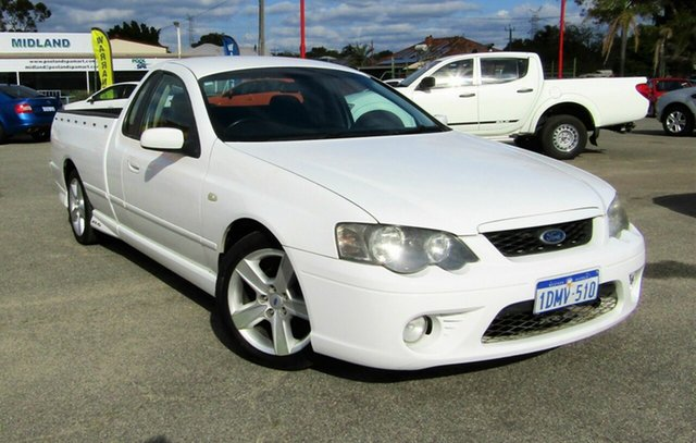 Used Ford Falcon XR6 Ute Super Cab, Bellevue, 2007 Ford Falcon XR6 Ute Super Cab Utility